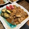 鶏のデミ風ソース煮