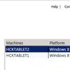 Windows ロゴ認証(HCK,HLK)でクライアント機の準備をする