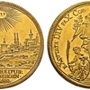 ニュルンベルク1698年都市景観5ダカット金貨