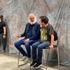 マイケル J フォックスが アディダス BOOST を履いとる〔Michael J. Fox meets Christopher Lloyd 2021〕