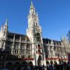 【2017年ミュンヘン旅行】8月7日、8日: オデオン広場、ホフブロイハウス、ニンフェンブルク城、他