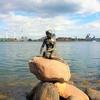 デンマーク&ドイツ&スイス旅「コペンハーゲンの運河クルーズでマーメイドを発見!世界三大がっかりなんて言わないで!」