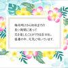 2020年 紙飛行機レター【8月9日】