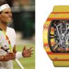 ウィンブルドンで高級時計をつけている選手たちの紹介