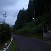 朝の散歩@瑞浪