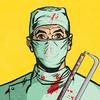 心臓と脳の外科医学についての書評
