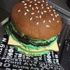 ハンバーガーケーキ⁉作ってみた
