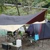 家族でキャンプ! (ウェルキャンプ西丹沢)