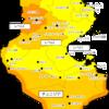 【危険情報】チュニジアの危険情報(一部地域の危険レベル引き下げ)