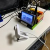 8月15日 ラズパイでポータブル画像認識マシーンを作る(リアルタイムといいつつ解析スピードは遅い)
