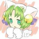 @numa08 猫耳帽子の女の子