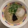 丸星ラーメンで食レポ!昭和創業久留米豚骨ラーメンの超名店!