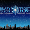 【e-sports】Frosty Faustings IX 2017日本人結果