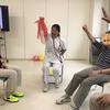 軽度認知機能障害回復プログラムなつめで体を使った脳トレをしました