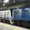 E217系Y-44編成 NN入場配給(廃車回送)in松本駅[2021年1月6日]