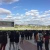 初の競馬でビギナーズラック!!〜阪神競馬場はとても清潔感がありました〜