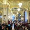 世界一豪華なカフェと名高いニューヨーク・カフェ&世界一美しいと言われるマクドナルド