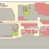 JR東日本・東京駅社員食堂の場所地図、一般開放レビュー写真!サピアタワー付近にある