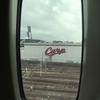 広島駅のデジタルサイネージ