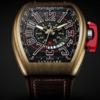 フランクミュラーコピーN級品私は時計をフルバックブランドの初飛行制限ブロンズテーブル-Vanguardシリーズのアイコンを公表しました-www.gooir.com