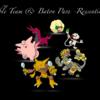 Double Team & Baton Pass -Ressentiment-【第20回カントーポケモンオフ3位】