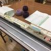 編物教室でした。