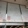 【京都おみやげ売り場】 KYOTO TOWER SANDO