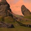 FF14。アジムステップの風脈の座標メモ。風景画像と共に!