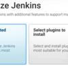 プラグインインストール済のJenkins Dockerイメージを作成する