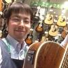 【モレラ岐阜店スタッフ紹介】井嶋 一貴(いしま かずき)アコギ・ギター用小物担当