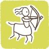 12/15「射手座の日食新月」