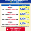 Yahoo!カード水道光熱費のお支払いで最大4000ポイント ☆彡