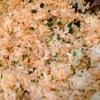 【1食83円】イカ鮪ガリバタ醤油もち麦ピラフの作り方