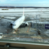 小樽 4,284マイル 空の旅