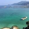 高知県柏島の海は、水中よりビーチが綺麗だった