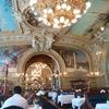 【フランス旅行201706】パリ着。映画「ニキータ」舞台のレストランでお茶  最終日前日