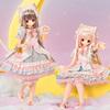 【えっくす☆きゅーと】スター スプリンクルス『Star Sprinkles Moon Cat Chiika/ムーンキャット ちいか』1/6 美少女ドール【アゾン】より2021年9月発売予定☆