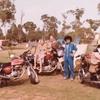 毎日更新 1983年 バックトゥザ 昭和58年8月20日 オーストラリア一周 バイク旅 57日目 23歳 医食同源 羊肉満腹 美野営場 ヤマハXS250  ワーキングホリデー ワーホリ  タイムスリップブログ シンクロ 終活