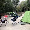 ゆるキャンで有名 聖地 パインウッドキャンプ場 今回は平日キャンプです。