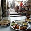 インドのバラナシ、7日目の出費