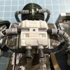 1/100 リアルタイプ MS-06 ザクを作る  その65
