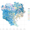 [R] [OpenStreatMap] 東京の道路データをグラフに要約する