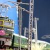 Bトレで再現 25列車「トワイライトエクスプレス」その2
