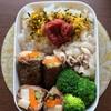 お弁当の日とカップ麺 富山ブラック