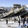 イラン・イラク国境の地震、死者459人に