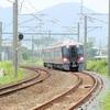 7月25日 高松駅に回送される2600系特急気動車第2編成