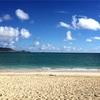 カイルアビーチはホノルルビーチにかなわない美しいビーチ。ハワイ初心者の旅 3日目②