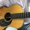 ギターの練習をしてみた