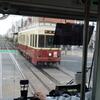 都内で唯一の路面電車、都電荒川線を散策してました