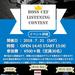 【横浜ビブレ店】BOSS CEF LISTENING CONTEST開催決定!!